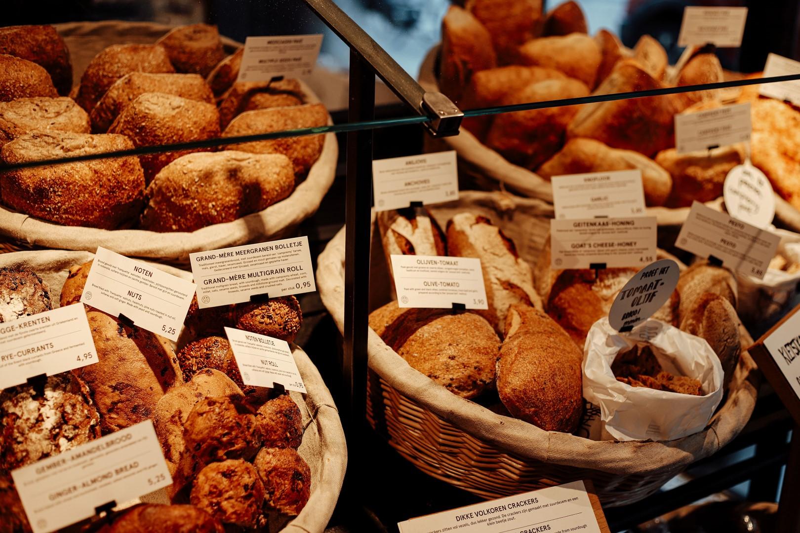 Ontbijt Utrecht Vlaamsch Broodhuys