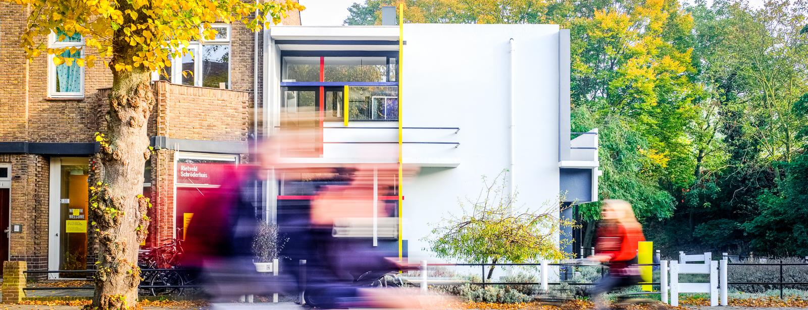 Rietveld Schroderhuis Utrecht, Kunst & Cultuur, bezienswaardigheden utrecht region pass