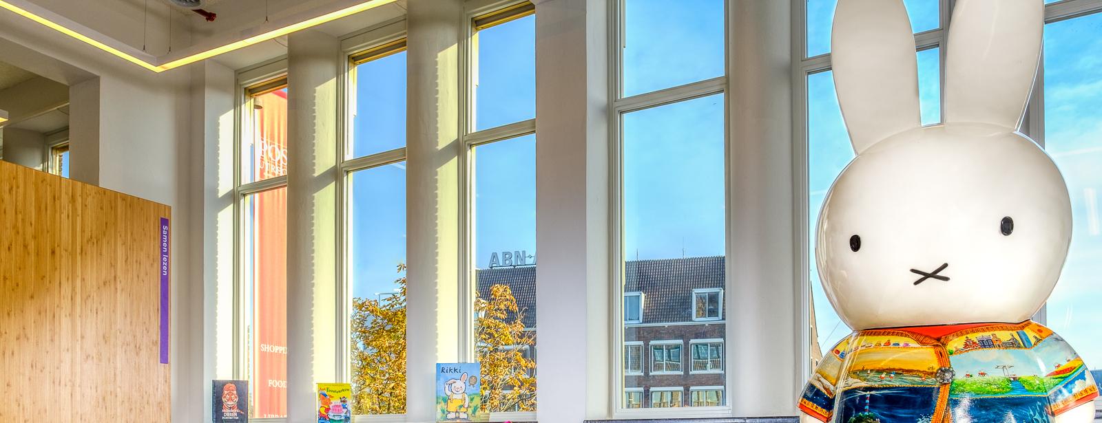 Nijntje Ontdek Utrecht ©Jelle Verhoeks