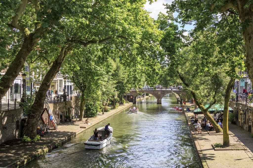 Varen in Utrecht
