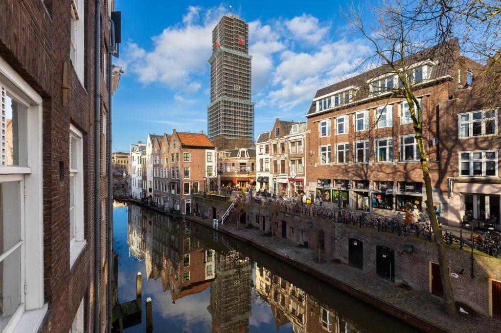 Utrecht binnenstad Domtoren©Juri Hiensch