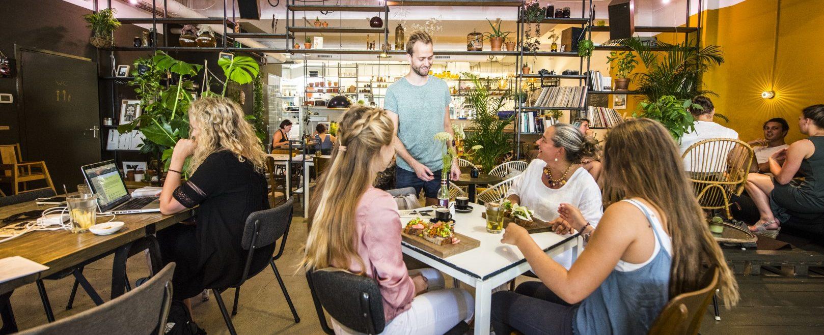 Broei Vega en vegan eten Utrecht