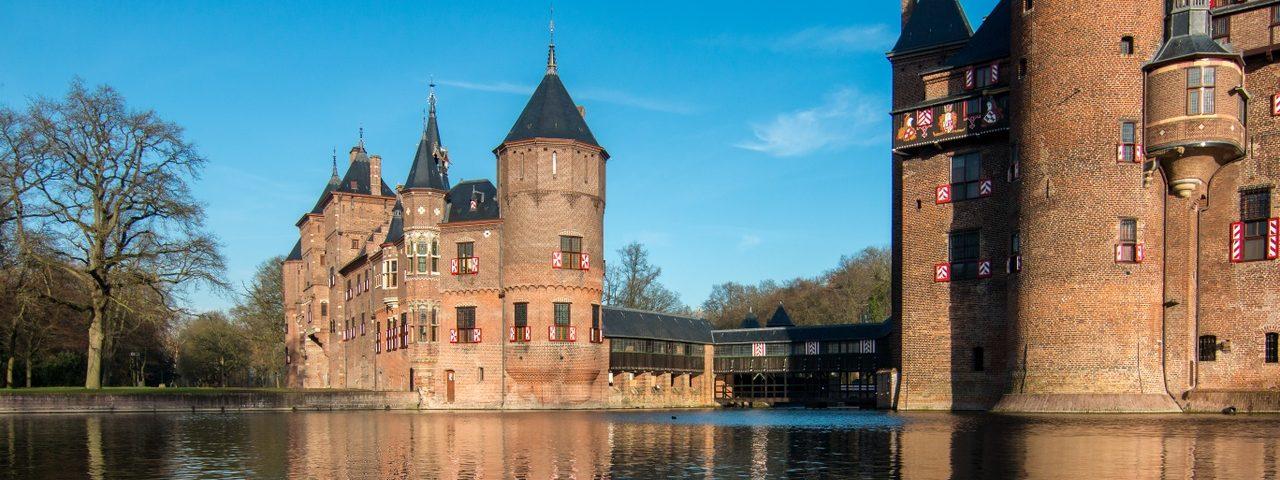 Kastelen en forten Utrecht, Castles and country estates