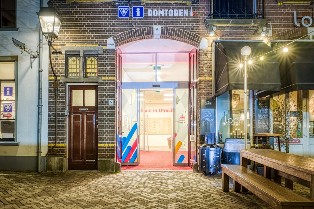 Tourist Information Centre Domplein