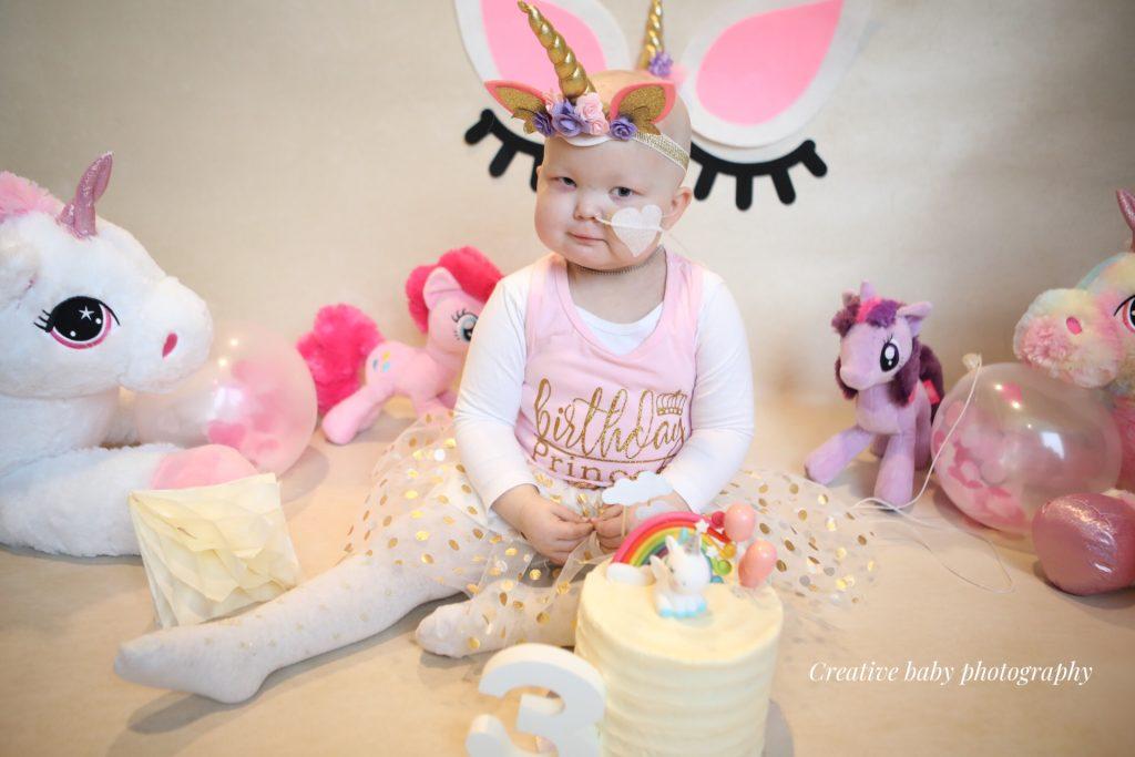 Utrechtse Stichting Kinderkanker fotografie