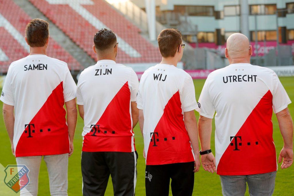 FC Utrecht helpt