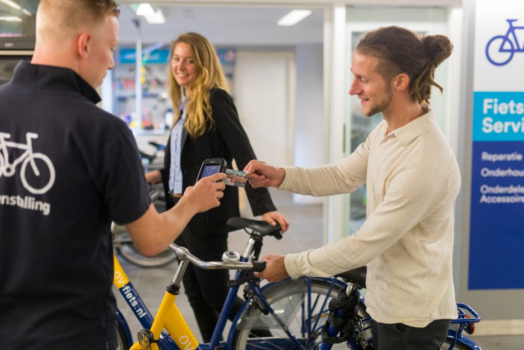 Huur je OV-fiets met de Utrecht Region Pass