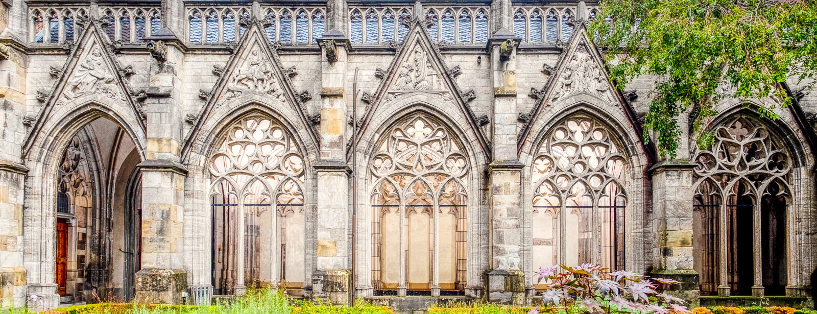 Churches discover utrecht